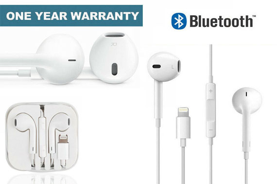 Bluetooth Wired Headphone Earphone Headset For Apple iPhone 7 8 X Plus XS XR