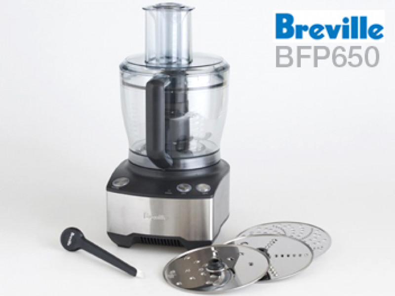Breville Ikon Food Processor Bfp
