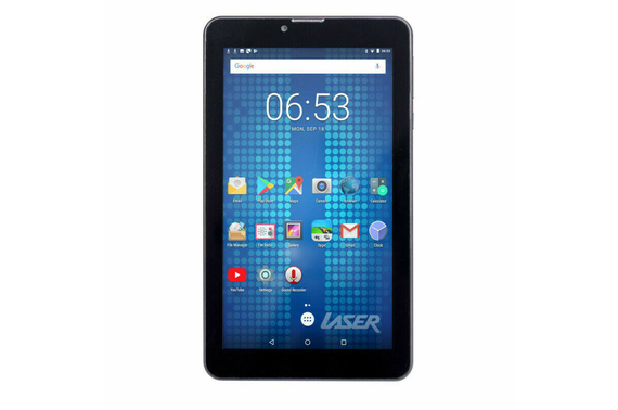 Laser 7 inch Quad Core Android 8 IPS Tablet 16GB Wi-Fi