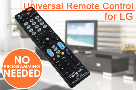 Universal NO PROGRAMMING LG Smart TV Remote Controller