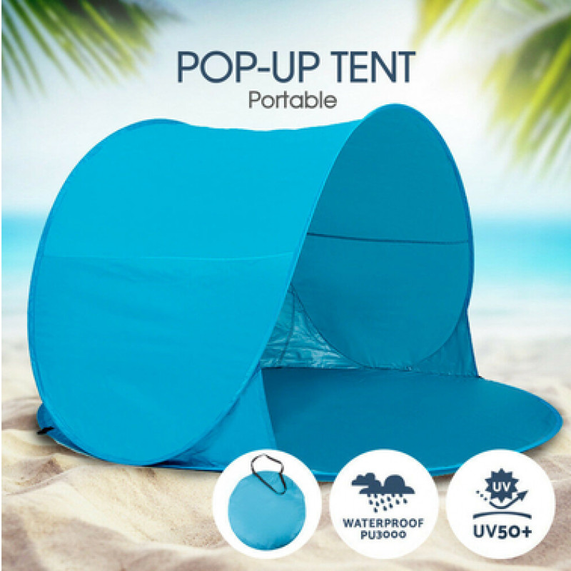Portable Pop Up Camping Beach Tent