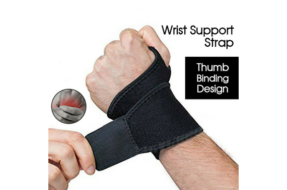 WRIST SUPPORT Brace Pain Relief Strap