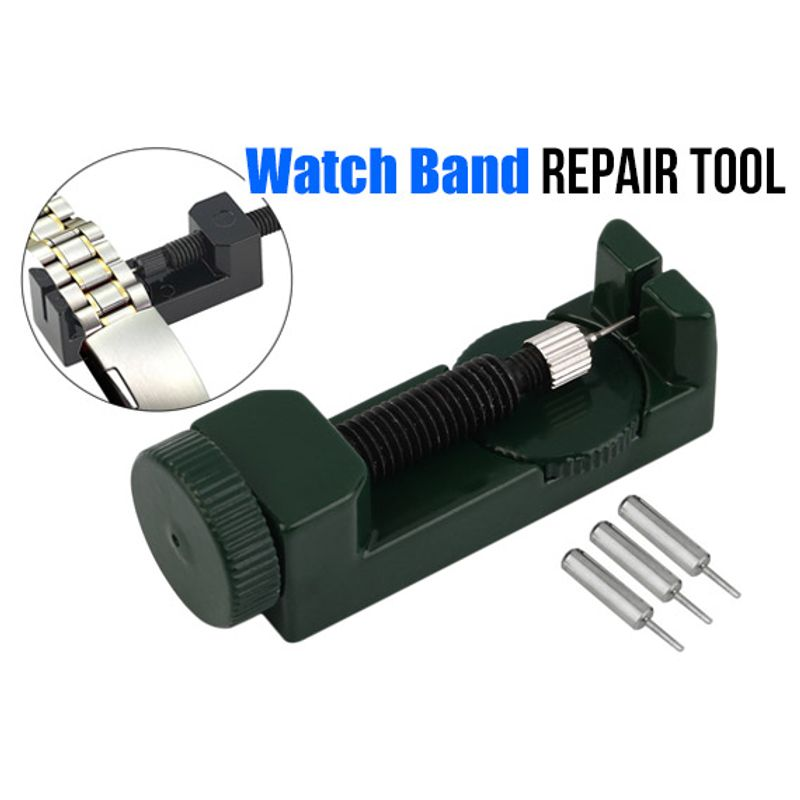 Adjustable Watch Band Repair Tool Link Pin Remover