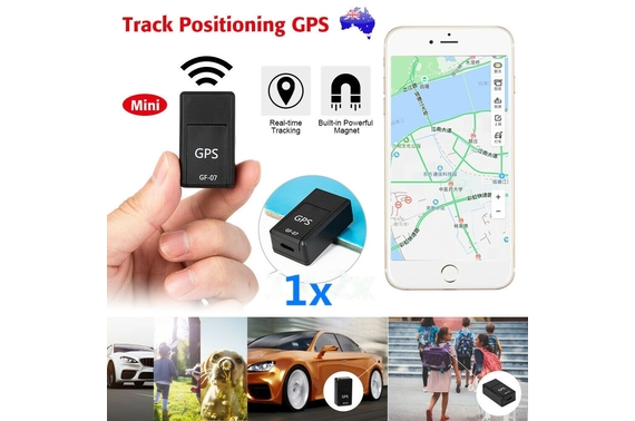 Mini 3G/4G GPS GPRS Tracker Magnetic Locator