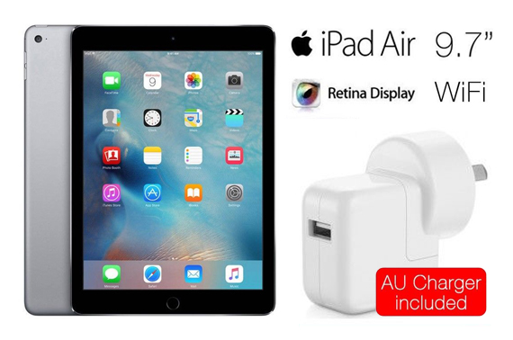 Apple iPad Air 16GB Retina Display 9.7