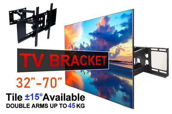32 70 Tv Wall Mount Lcd Led Swivel Bracket