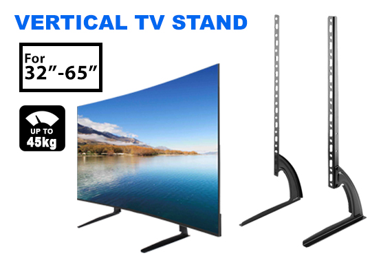 Universal LED LCD Flat TV Stand Leg Mount