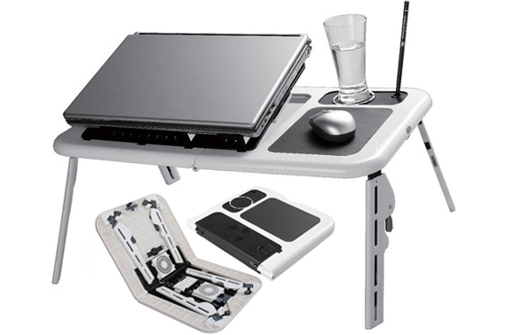 Portable Folding Laptop e-Table